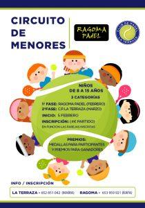 I CIRCUITO DE MENORES